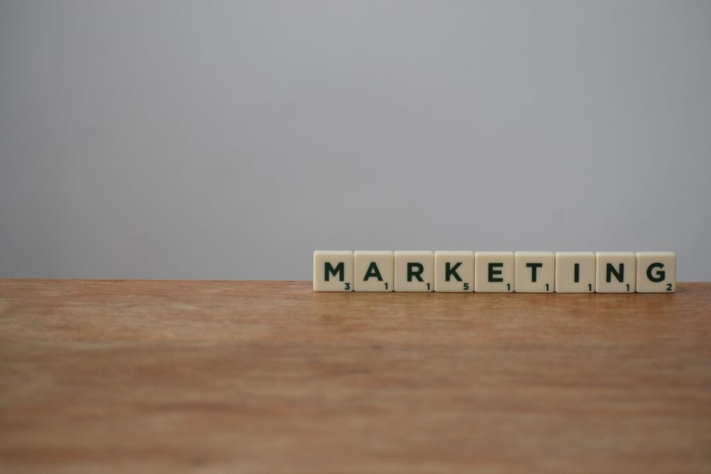 Marketing, digital marketing, learning marketing